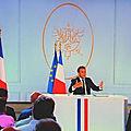 Emmanuel Macron et l'art d'être Français
