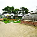 Nantes : le jardin des plantes