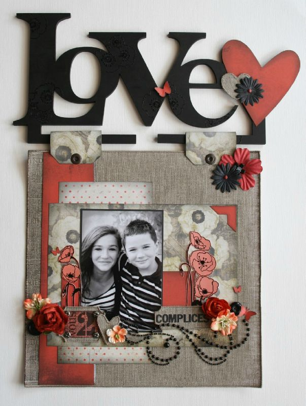 cintre Love page complices