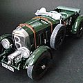 Bentley 4.5L Blower Le Mans 1930 PICT6661