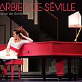 Photos - Le <b>barbier</b> de <b>Séville</b> sévit à l'Opéra National de Bordeaux !