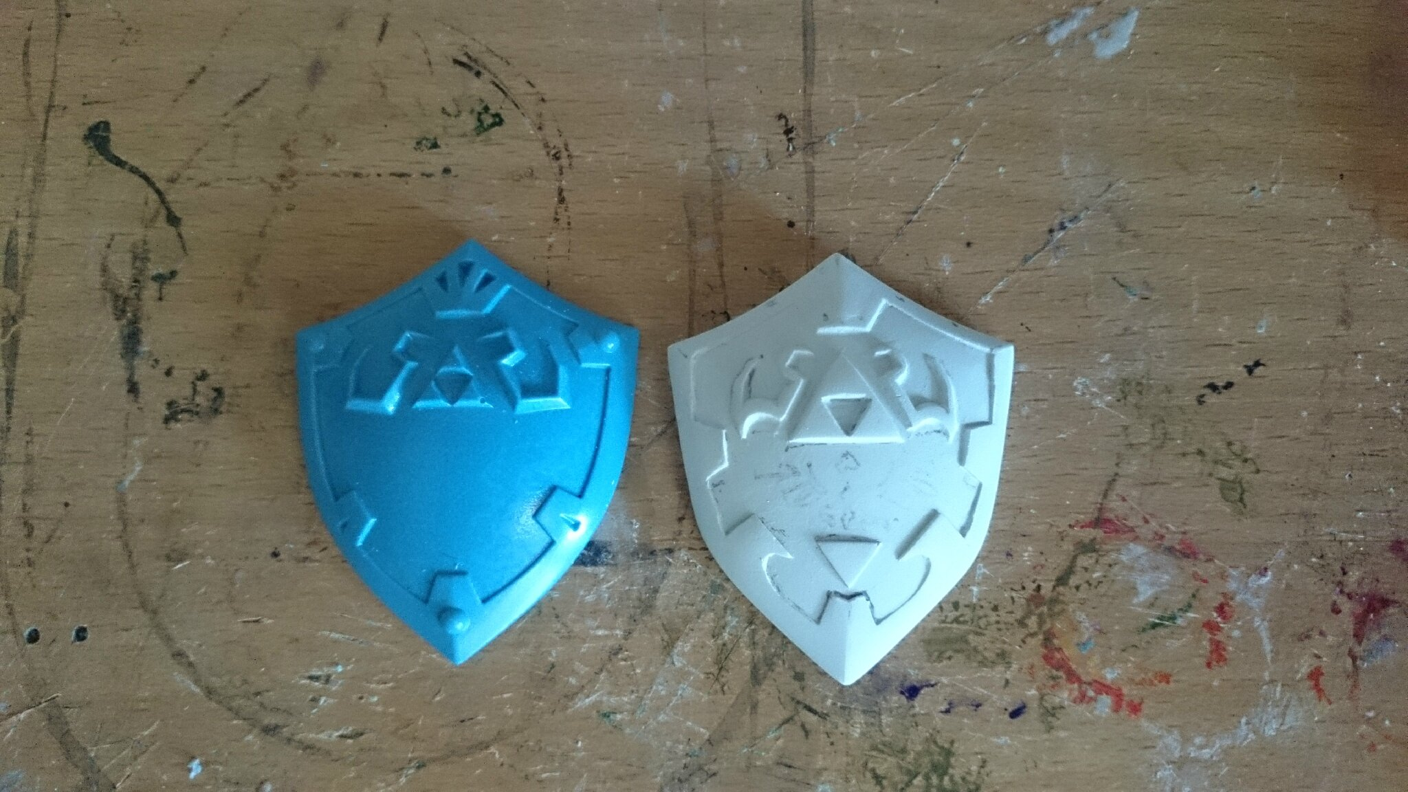 Hylian Shield Ocarina of Time pour Figurine Figma