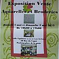 Expo vente dans le rhône edit