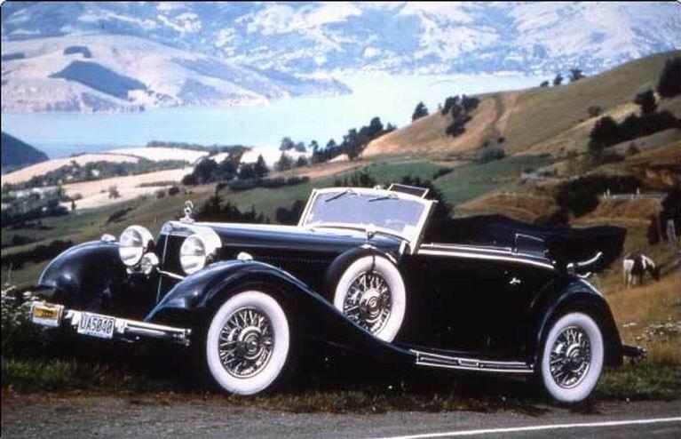 1946 - Mercedes 540 k