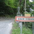 Eaux-Chaudes, panneau (64)