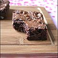 Les brownies de martha stewart