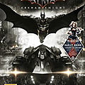 Test de Batman <b>Arkham</b> Knight - Jeu Video Giga France