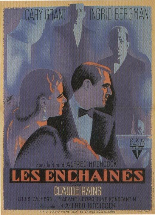 Notorious (affiche française)