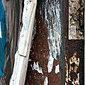 Barcelone, affiches déchirées_6817