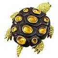 <b>Seaman</b> <b>Schepps</b>, Turtle brooches