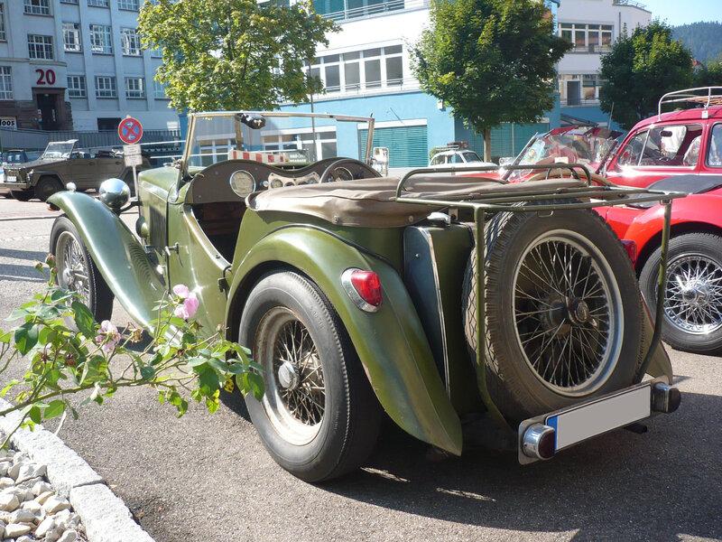 MG TC Midget 1949 Schramberg (2)