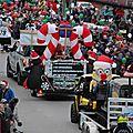 Parade de noël de magog du 2 décembre à magog