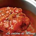 <b>sauce</b> napolitaine