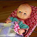 Transat pour poupée