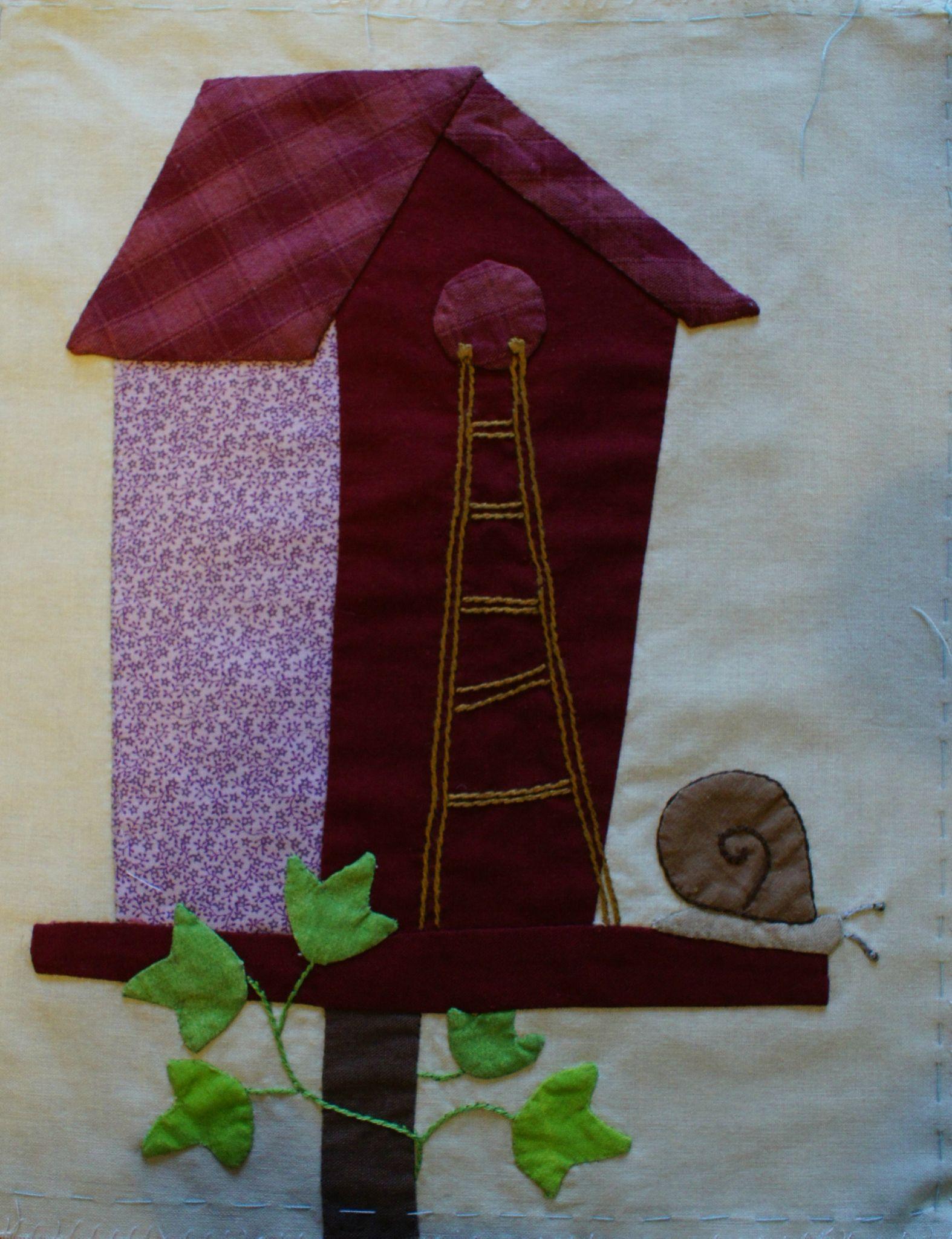 Birdhouses Lane - nichoir 3