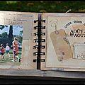 Un mini road-book de vacances...