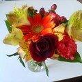 Bouquet de fleurs (oh! des fleurs