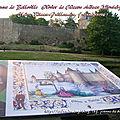 Jeanne de Clisson, Dame de Belleville et du château de l'Ile d'Yeu. (légende de Pirate)