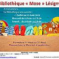 Bibliotheque Mose