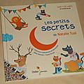 <b>Livre</b>-<b>CD</b> : Les petits secrets