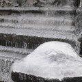 Socle de fontaine glacée Clermont Ferrand