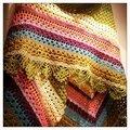 Sari shawl...