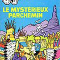 31. Le mystérieux parchemin