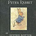 <b>Beatrix</b> <b>Potter</b>, de jolis cadeaux pour Noël