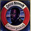 David Newman - 1971 - Captain buckles (Cotillion)