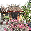 HOI AN - temple