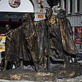Les <b>aveugles</b> de Tournai