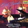 Andre Previn Mundell Lowe Ray Brown - 1991 - Old Friends (Telarc)