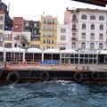 l'embarcadère actuel de Karaköy