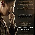 Imitation game, de Mortem <b>Tyldum</b> (2014)