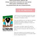 Une toute nouvelle association : Le <b>Refuge</b> d'Accueil et d'Espoir du Val de Morteau - Protection des animaux