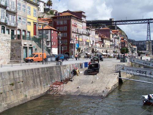 Porto-Cais da Ribeira 1