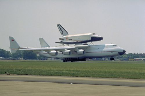 095-Le Bourget 1989-Le Bourget 1989-ru_aircraft_an225buran_50