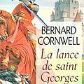 Toujours Bernard Cornwell...