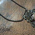 Nouveaux bijoux steampunk