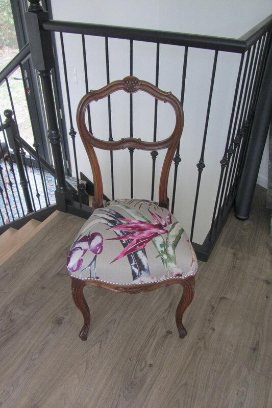 chaise louis XV côté sièges