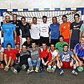 Hbcv : des handballeurs ambitieux