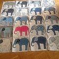 Parade des éléphants