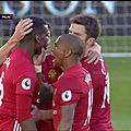 Vidéo superbe but paul pogba swansea city - manchester united (0-1)