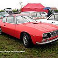 La lancia fulvia 1.3 sport zagato série 1 de 1969 (5ème fête autorétro étang d' ohnenheim)