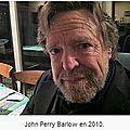 John Perry Barlow (1947-2018)