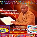 EGLISE DIEU EST AMOUR / MINISTERE DE LA RECONCILIATION