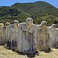 Le mémorial de l'esclavage de l'Anse Caffard au Diamant (Cap 110)