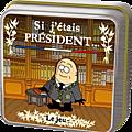 Boutique jeux de société - Pontivy - morbihan - ludis factory - si j'étais président