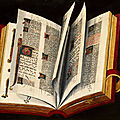 <b>Alpine</b> master of the 16th century, Open Missal