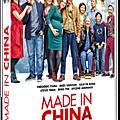 Sortie Vidéo/Made in China : une sympathique comédie sur la <b>communauté</b> asiatique de Paris